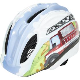 KED Meggy II Trend Helmet Kids Fire Truck